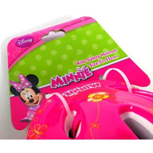 Minnie Mouse Disney Minnie Bow-Tique Fietshelm - Skatehelm 51-55 cm
