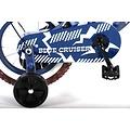 Volare Volare Blue Cruiser Kinderfiets - Jongens - 12 inch - Blauw
