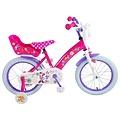 Disney Minnie Bow Tique Disney Minnie Bow-Tique Kinderfiets - Meisjes - 16 inch - Roze