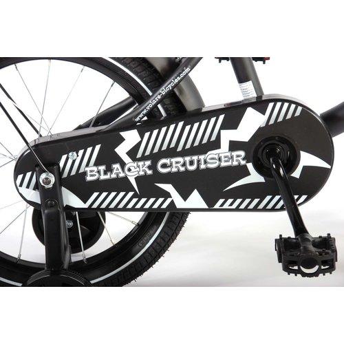 Volare Volare Black Cruiser Kinderfiets - Jongens - 16 inch - Zwart