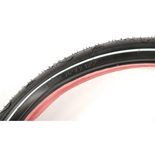 Volare Buitenband - 26 inch - Zwart - Kinderfiets