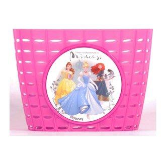 Disney Princess Plastic Mandje - Meisjes - Roze