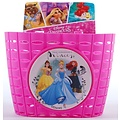 Disney Princess Disney Princess Plastic Mandje - Meisjes - Roze