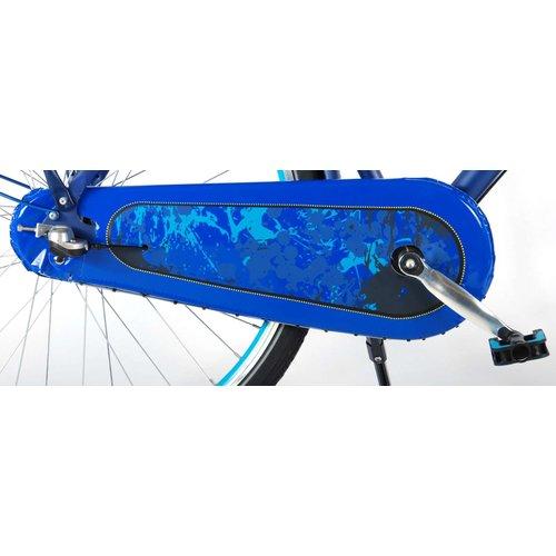 Salutoni SALUTONI Urban Transport fiets Jeans - Unisex - 28 inch - 56 cm - Blauw - Shimano Nexus 3 versnellingen - 95% afgemonteerd
