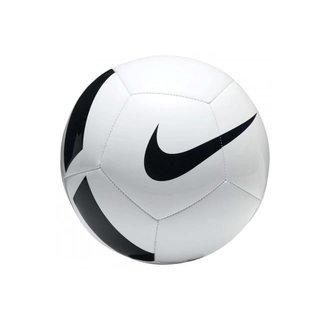 Voetbal Nike - Pitch Team - Wit Zwart - Maat 5