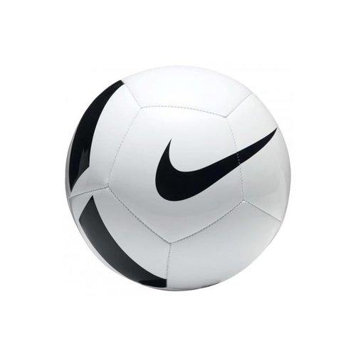 Nike Voetbal Nike - Pitch Team - Wit Zwart - Maat 5