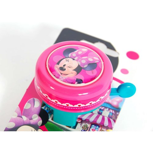 Disney Minnie Disney Minnie Bow-Tique Fietsbel - Meisjes - Roze