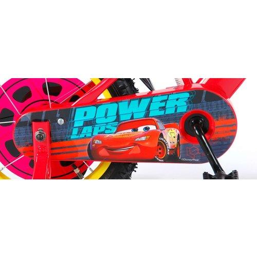 Disney Cars 3 Disney Cars 3 Kinderfiets - Jongens - 14 inch - Rood