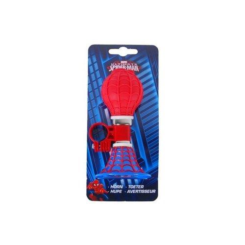 Spiderman Spider-Man Fietstoeter - Jongens - Rood Blauw