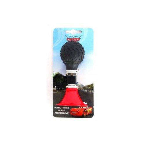 Disney Cars Disney Cars Fietstoeter - Jongens - Rood Zwart