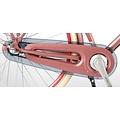 Salutoni SALUTONI Excellent Volwassenfiets - Vrouwen - 28 inch - 56 centimeter - Oud Roze - Shimano Nexus 3 versnellingen - 95% afgemonteerd