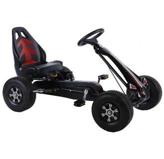 Volare Go Kart Racing Car - Jongens - Groot - Luchtbanden