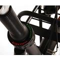 Salutoni SALUTONI Excellent Volwassenfiets - Unisex - 28 inch - 50 centimeter - Zwart - Shimano Nexus 3 versnellingen - 95% afgemonteerd