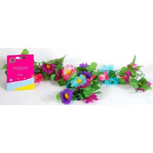 Volare Bloemen Guirlande - Meisjes - Multicolor