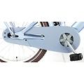 Volare Volare Excellent Kinderfiets - Meisjes - 18 inch - Hemelblauw - 95% afgemonteerd