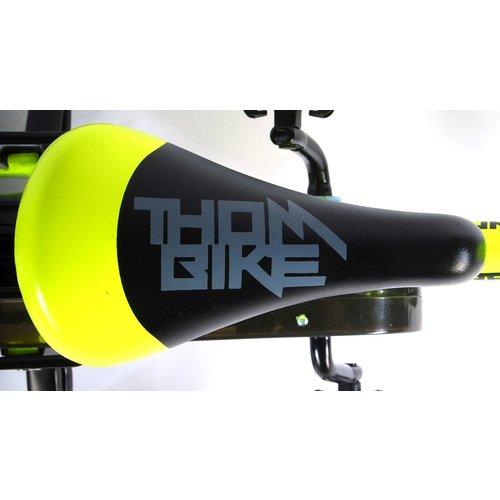 Volare Volare Thombike Kinderfiets - Jongens - 12 inch - Neon Geel - 95% afgemonteerd