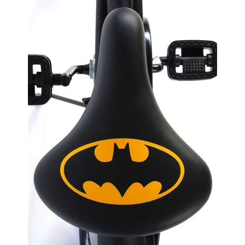 Batman Batman Kinderfiets - Jongens - 18 inch - Zwart