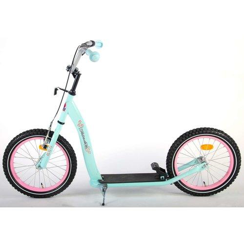 Volare Volare Step - Meisjes - 16 inch - Mint Groen