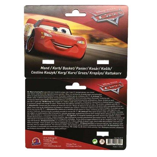 Disney Cars Disney Cars Plastic Mandje - Jongens - Rood