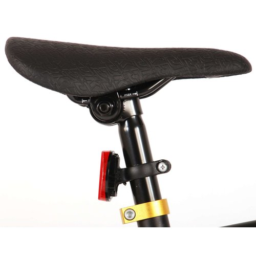 Volare Volare Cool Rider Kinderfiets - Jongens - 16 inch - Zwart - 95% afgemonteerd