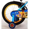 Toy Story Disney Toy Story Kinderfiets - Jongens - 16 inch - Geel Blauw - 2 handremmen
