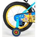 Toy Story Disney Toy Story Kinderfiets - Jongens - 16 inch - Geel Blauw