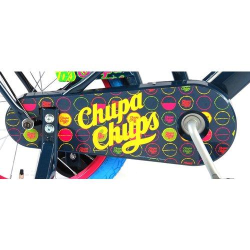 ChupaChups Chupa Chups Oma Kinderfiets - Meisjes - 16 inch - Donkerblauw
