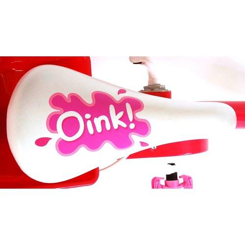 Peppa Pig Peppa Pig Kinderfiets - Meisjes - 12 inch - Roze - 2 Handremmen