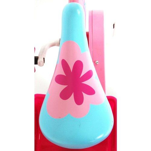 OJO OJO Kinderfiets - Meisjes - 12 inch - Roze