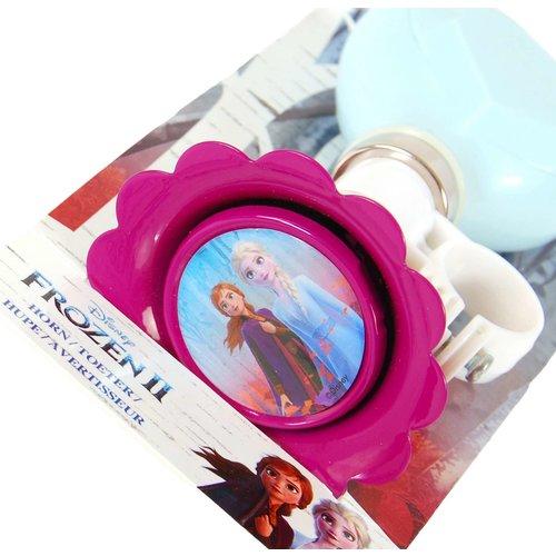 Disney Frozen 2 Disney Frozen 2 Fietstoeter - Kinderen - Licht Blauw Paars