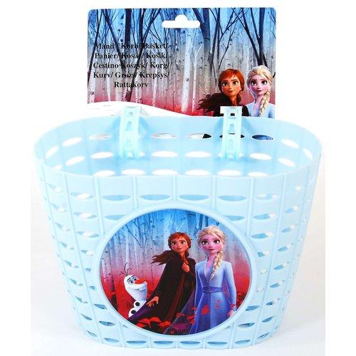 Disney Frozen 2 Disney Frozen 2 Plastic Mandje - Meisjes - Licht Blauw