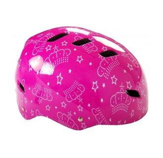 Volare Skatehelm Pink Queen 55-57 cm