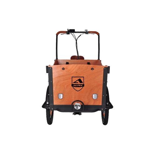 Altec Altec Castor Electrische Bakfiets Driewieler Disc Brakes 375Wh RIJKLAAR GELEVERD