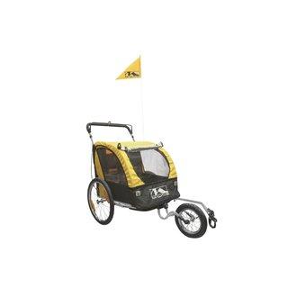 Fietskar TUV gekeurd 640046 20 inch Aanhang/Jogging