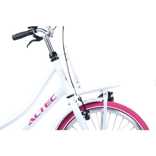 Altec Altec Urban 22 inch Transportfiets Pearl White