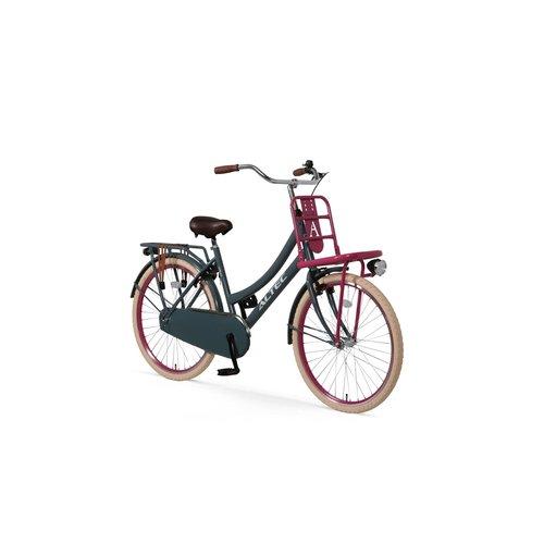 Altec Altec Urban 24inch Transportfiets Gray/Pink