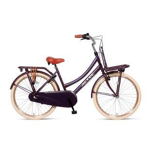 Altec Dutch 24inch Transportfiets N-3 Violet