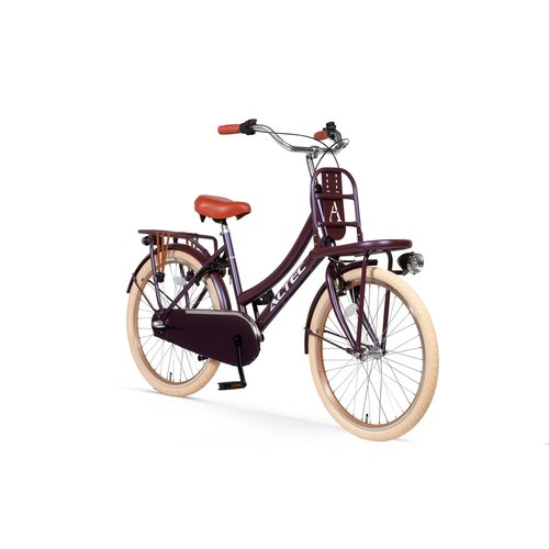 Altec Altec Dutch 24inch Transportfiets N-3 Violet