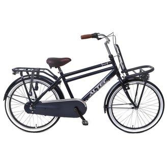 Altec Dutch 24 inch Transportfiets N-3 jongensfiets Jeans Blue