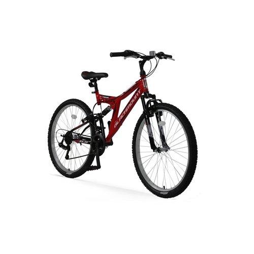 Umit Umit Blackmount 26 inch MTB Black-Red