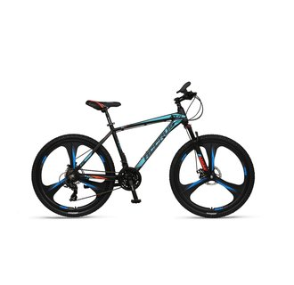 Umit Accrue 26inch MTB 2D Black - Turquoise - Orange