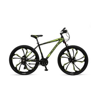 Umit Accrue 27.5 inch MTB Hydr.Brakes Black Lime