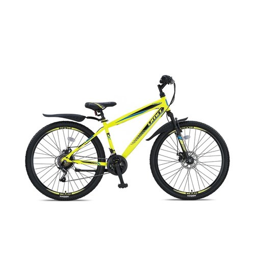 Umit Umit Faster 27,5inch MTB 2D Lime-Black