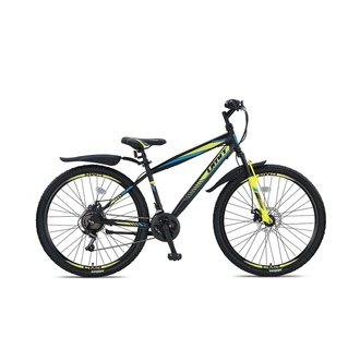 Umit Faster 27,5inch MTB 2D Black-Lime