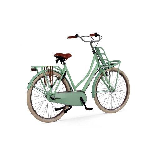 Altec Altec Dutch 28inch Transportfiets N-3 50cm Mint Green
