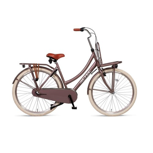 Altec Altec Dutch 28inch Transportfiets N-3 53cm Rosy Brown