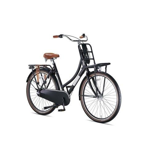 Altec Altec Vintage 28inch Transportfiets N-3 Zwart 50cm  2020