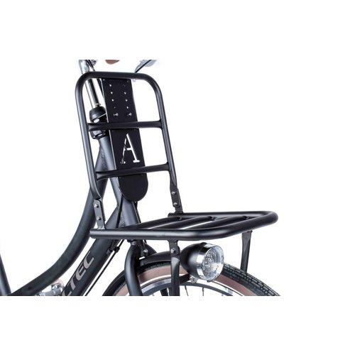 Altec Altec Retro Transportfiets N-3 50 cm Dames Zwart