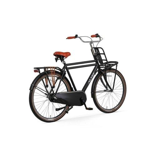 Altec Altec Dutch 28inch Transportfiets N-3 Heren 55cm Zwart