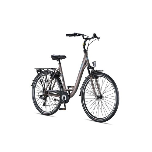 Altec Altec Verona 28 inch Damesfiets 55cm Warm Grey 2020